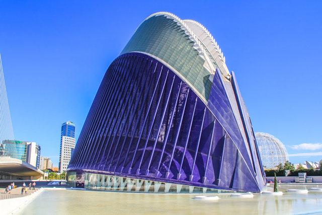 西班牙巴伦西亚艺术科学城   2_图1-3