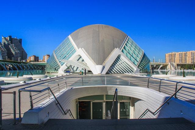 西班牙巴伦西亚艺术科学城   2_图1-19