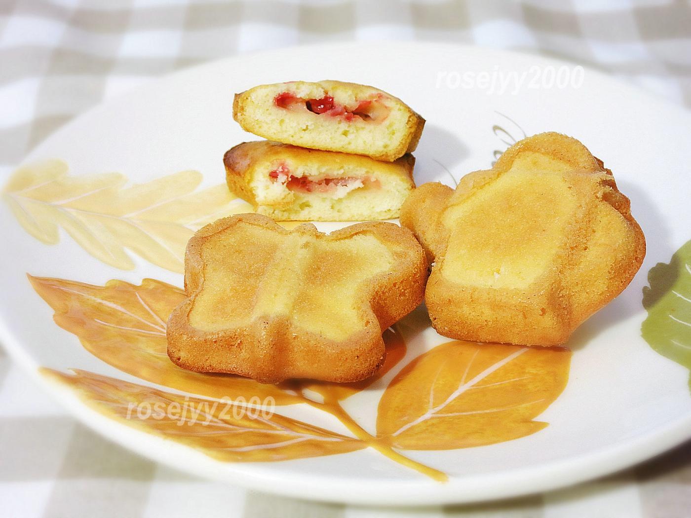 草莓小蛋饼_图1-3