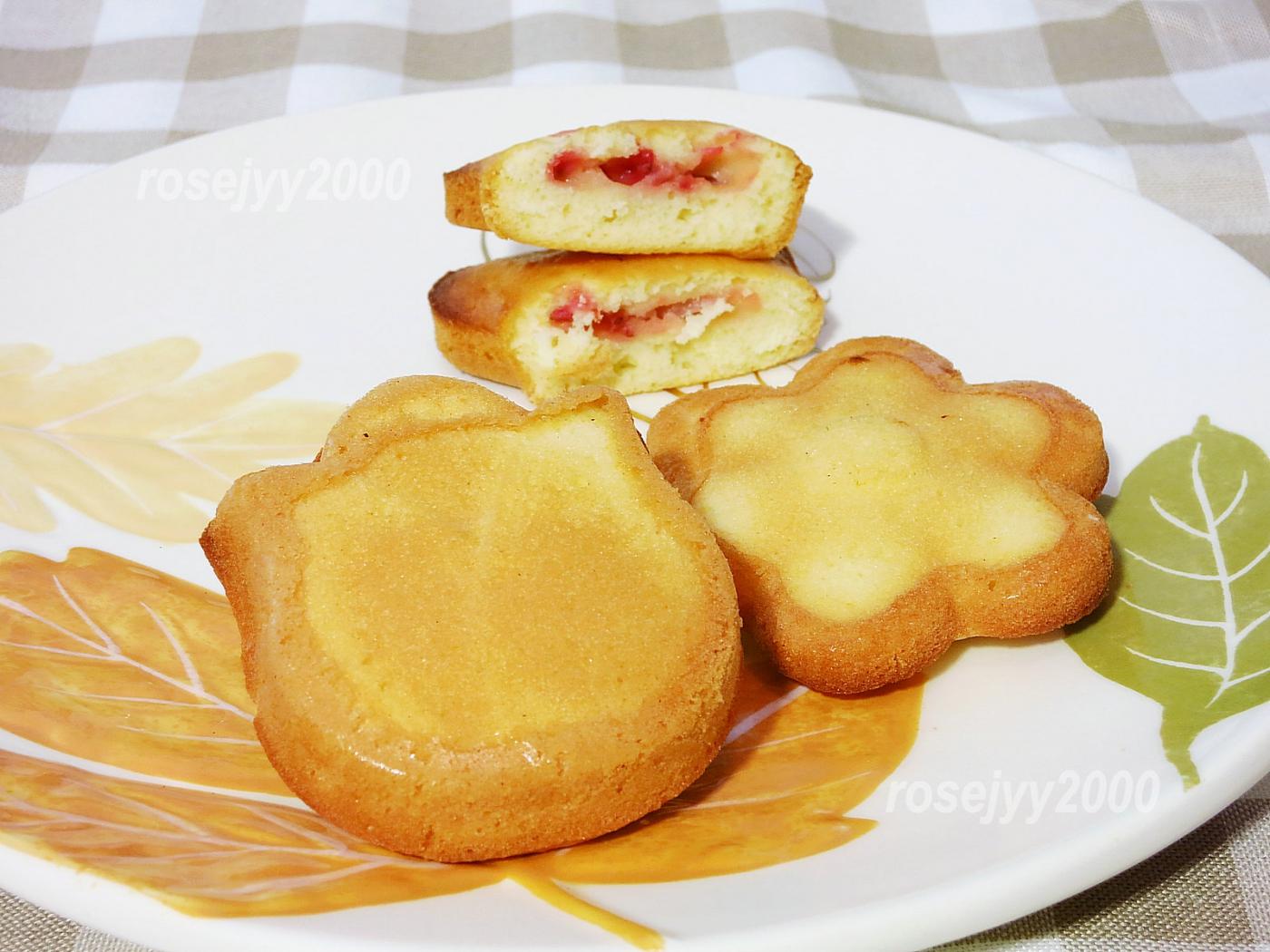 草莓小蛋饼_图1-4