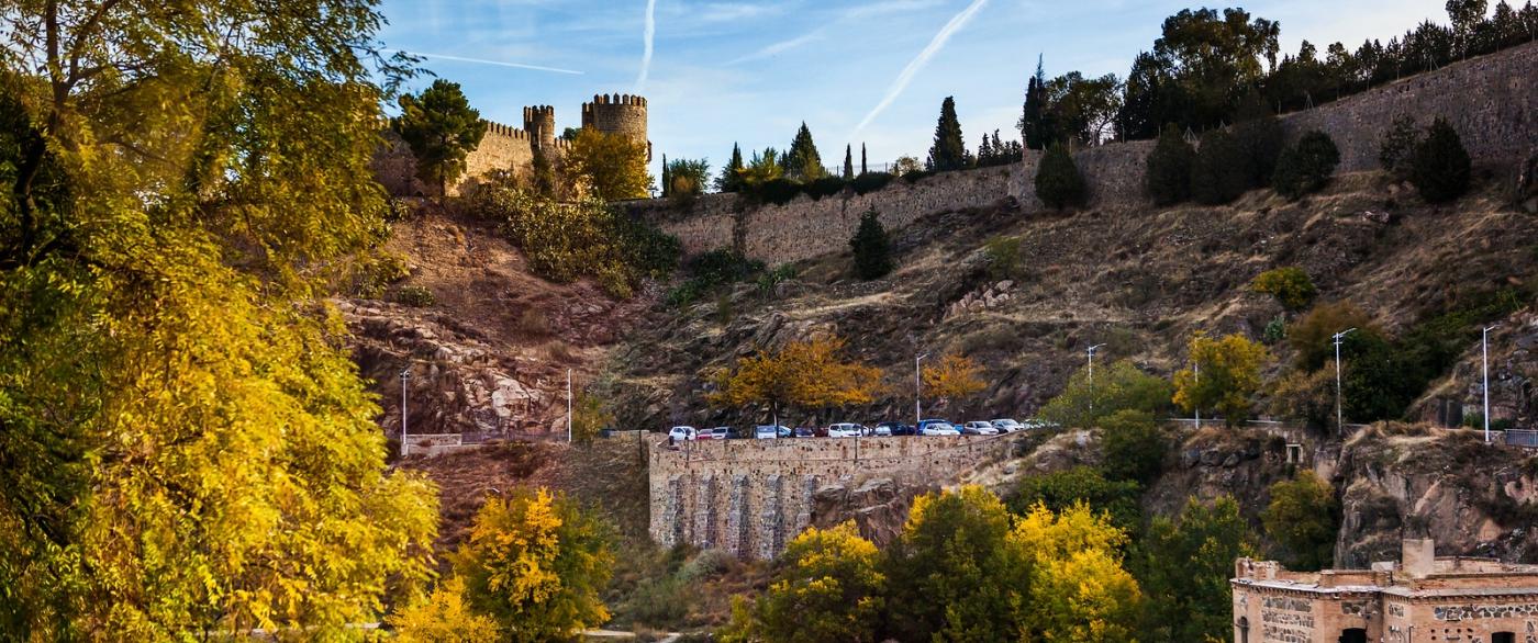 古老的西班牙小市托莱多_图1-2
