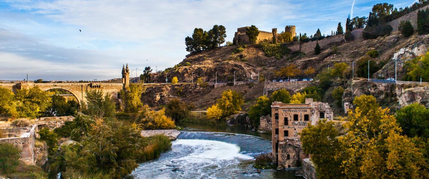 古老的西班牙小市托莱多_图1-4