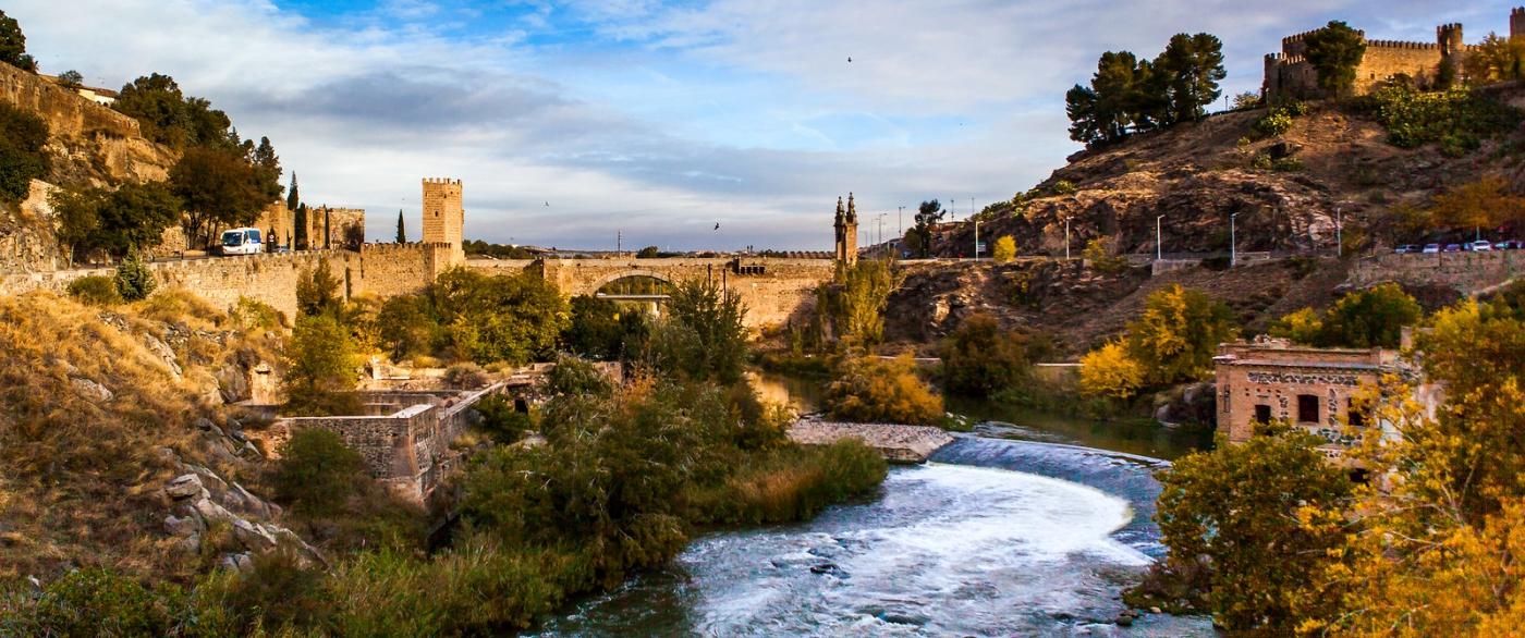 古老的西班牙小市托莱多_图1-5