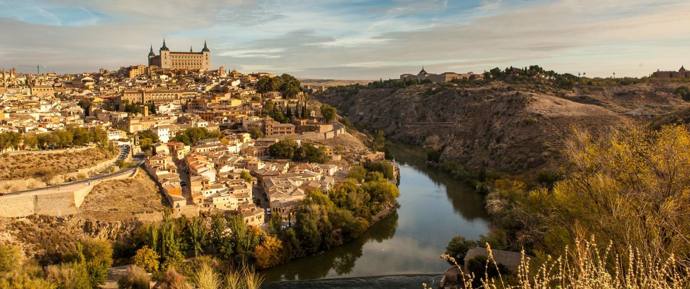 古老的西班牙小市托莱多_图1-9