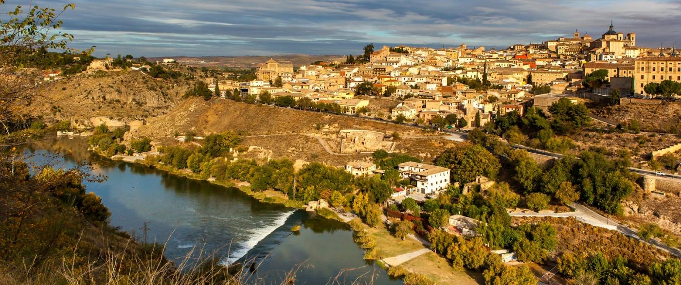 古老的西班牙小市托莱多_图1-1