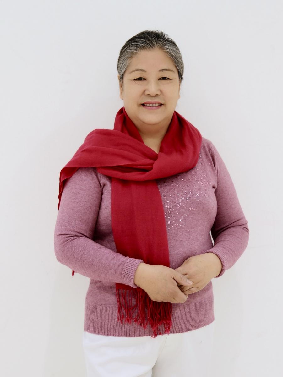 我是高秀敏模仿者高秀凤 中国名人张倩莲_图1-2
