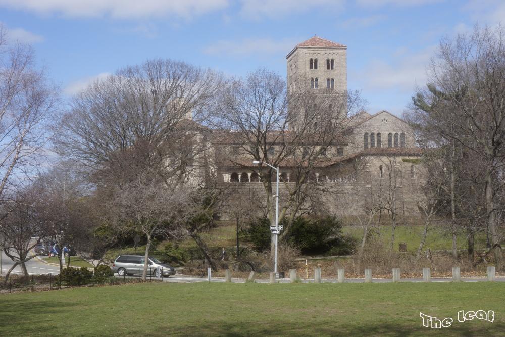 修道院     【一片叶】_图1-1