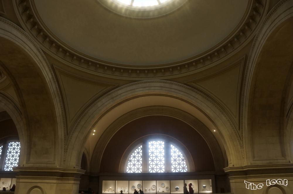 纽约大都会博物馆随拍        【一片叶】_图1-2