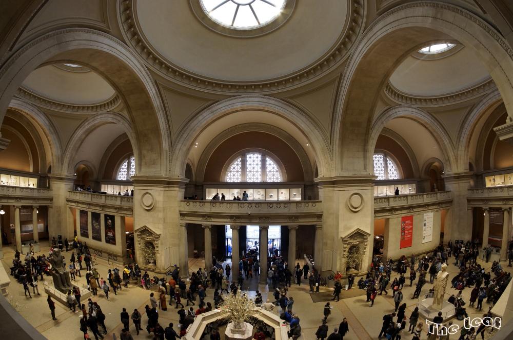 纽约大都会博物馆随拍        【一片叶】_图1-4