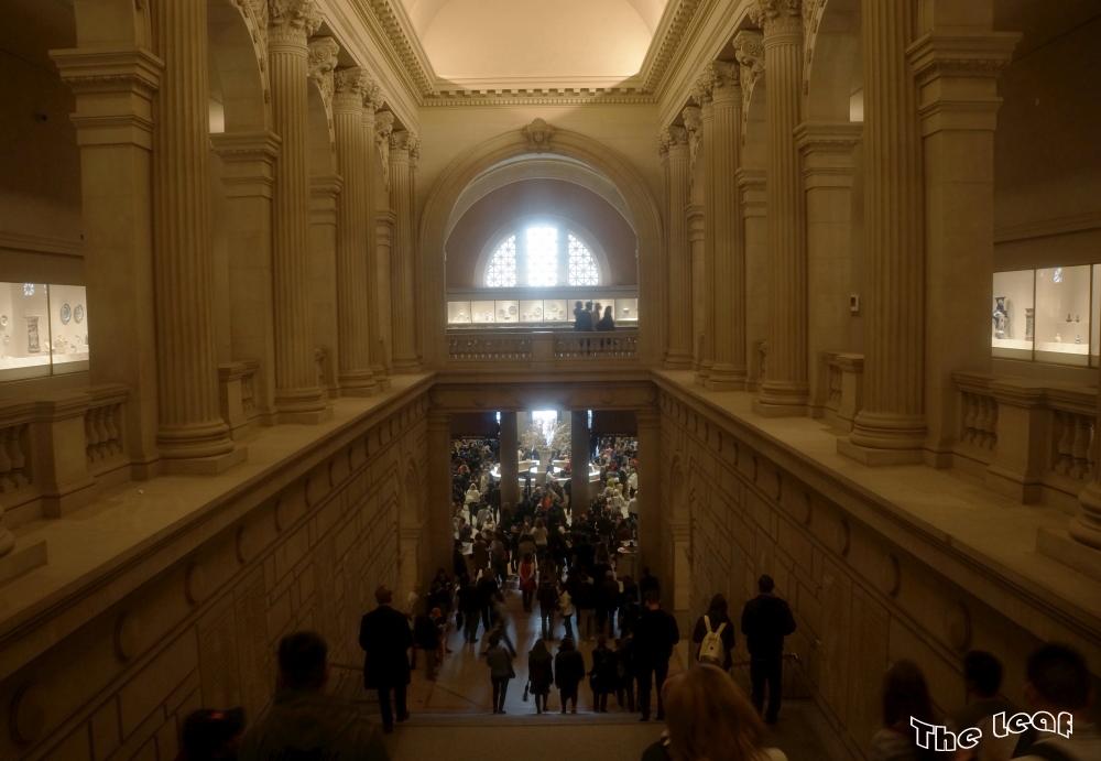 纽约大都会博物馆随拍        【一片叶】_图1-6