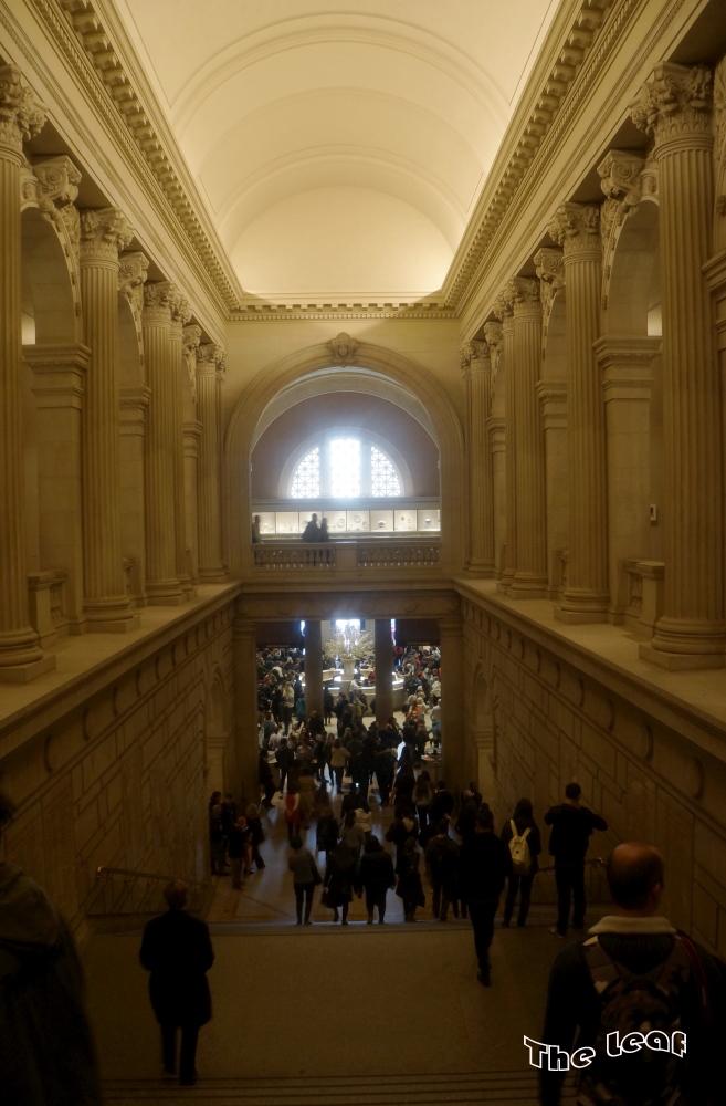 纽约大都会博物馆随拍        【一片叶】_图1-1