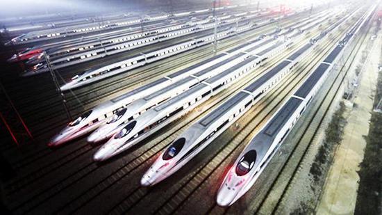 每次搭乘中国高铁我就会想起这个人_图1-3