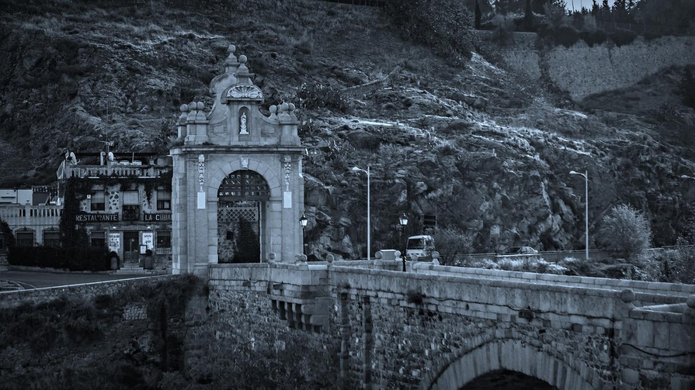 西班牙托莱多,走石桥看古城_图1-9