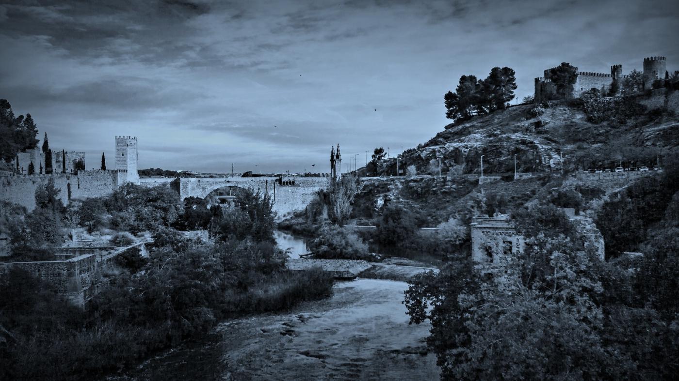 西班牙托莱多,走石桥看古城_图1-8