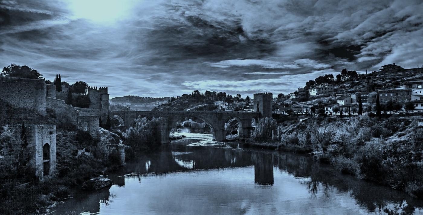 西班牙托莱多,走石桥看古城_图1-4