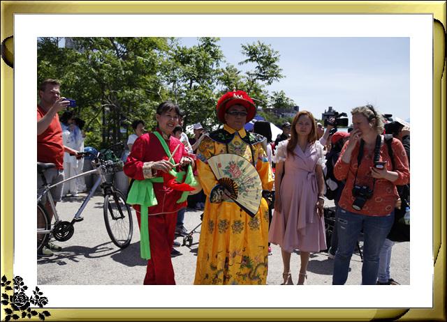 布鲁克林亚裔文化节21日在布鲁克林大桥公园举行,节目异彩纷呈 ... ..._图1-6