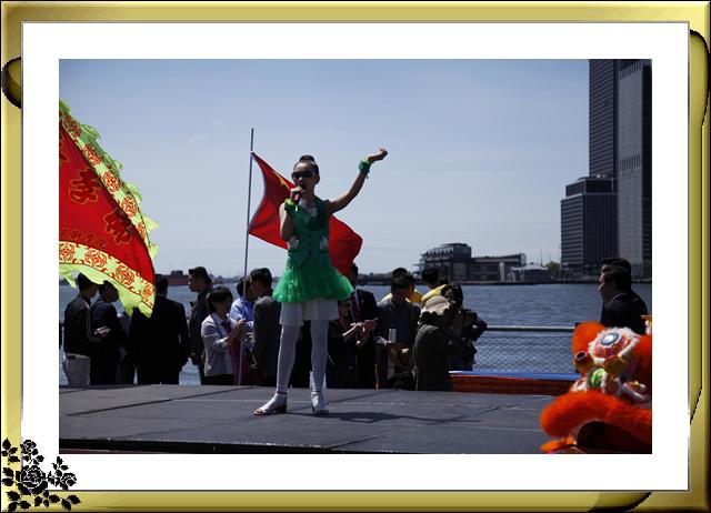 布鲁克林亚裔文化节21日在布鲁克林大桥公园举行,节目异彩纷呈 ... ..._图1-14