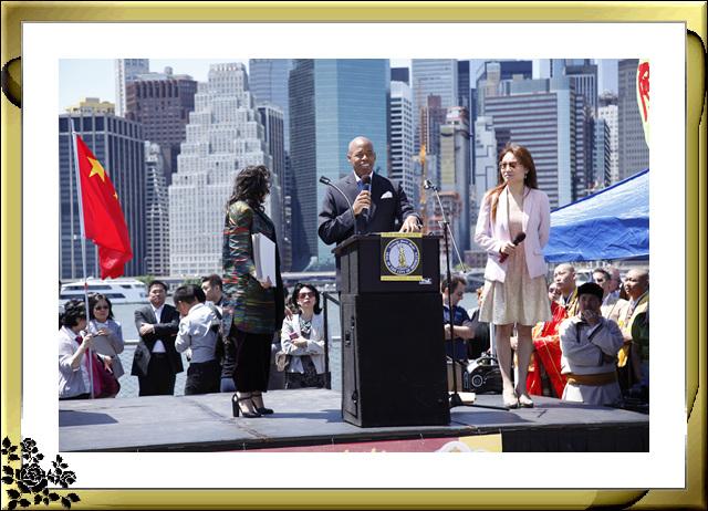 布鲁克林亚裔文化节21日在布鲁克林大桥公园举行,节目异彩纷呈 ... ..._图1-17