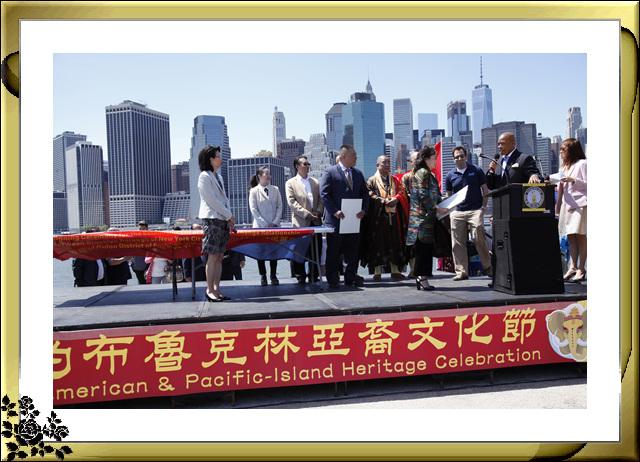 布鲁克林亚裔文化节21日在布鲁克林大桥公园举行,节目异彩纷呈 ... ..._图1-18