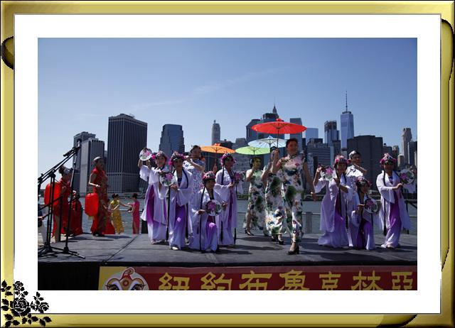 布鲁克林亚裔文化节21日在布鲁克林大桥公园举行,节目异彩纷呈 ... ..._图1-22