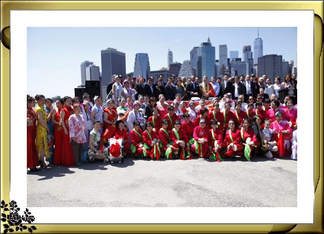 布鲁克林亚裔文化节21日在布鲁克林大桥公园举行,节目异彩纷呈 ... ..._图1-21