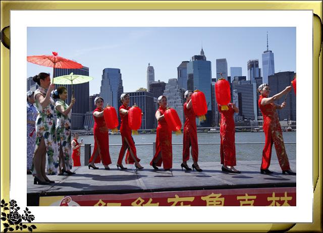 布鲁克林亚裔文化节21日在布鲁克林大桥公园举行,节目异彩纷呈 ... ..._图1-23