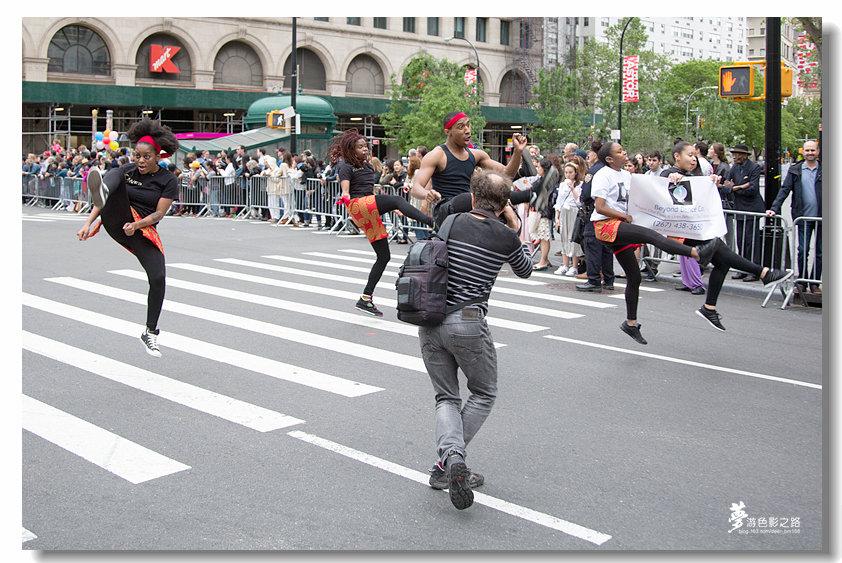〖梦游摄影〗纽约第11届舞蹈大游行抓拍_图1-22