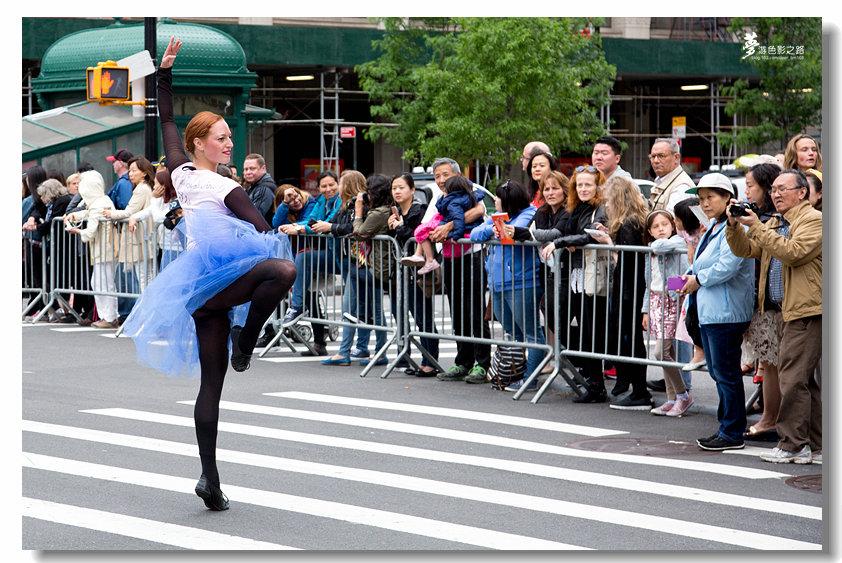 〖梦游摄影〗纽约第11届舞蹈大游行抓拍_图1-24
