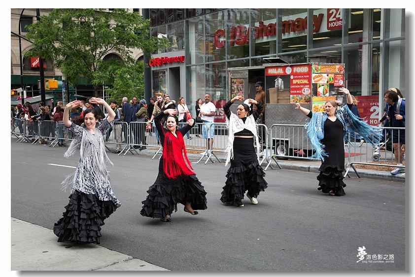 〖梦游摄影〗纽约第11届舞蹈大游行抓拍_图1-41