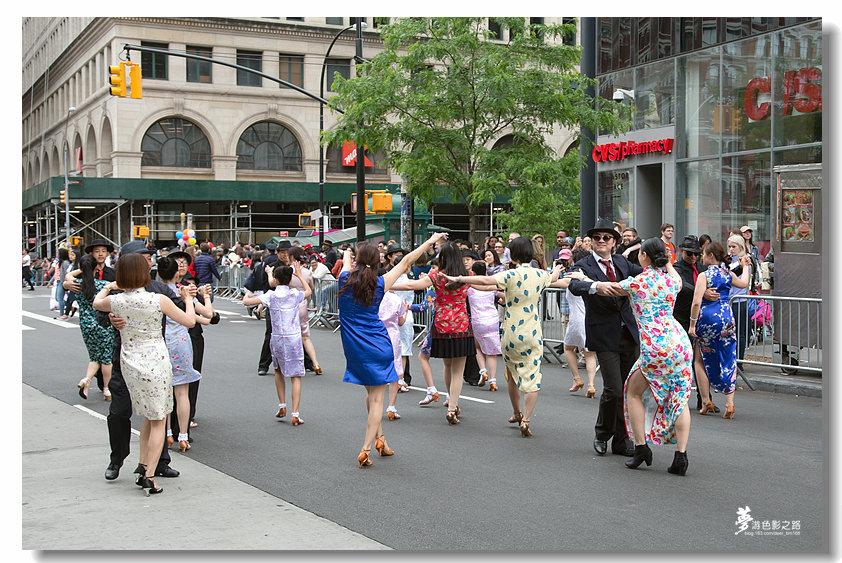 〖梦游摄影〗纽约第11届舞蹈大游行抓拍_图1-42