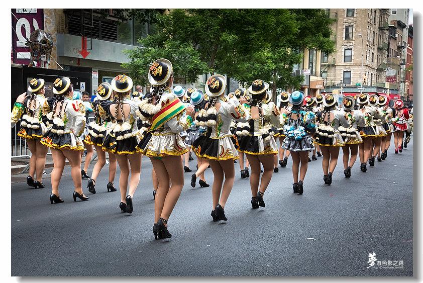 〖梦游摄影〗纽约第11届舞蹈大游行抓拍_图1-56