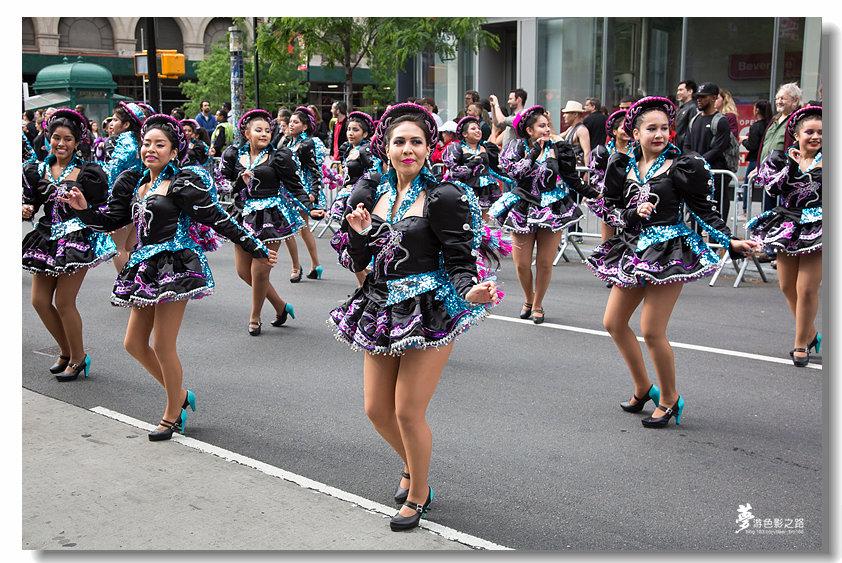 〖梦游摄影〗纽约第11届舞蹈大游行抓拍_图1-63