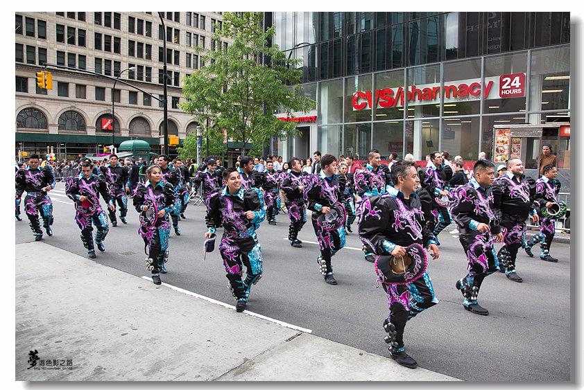 〖梦游摄影〗纽约第11届舞蹈大游行抓拍_图1-64