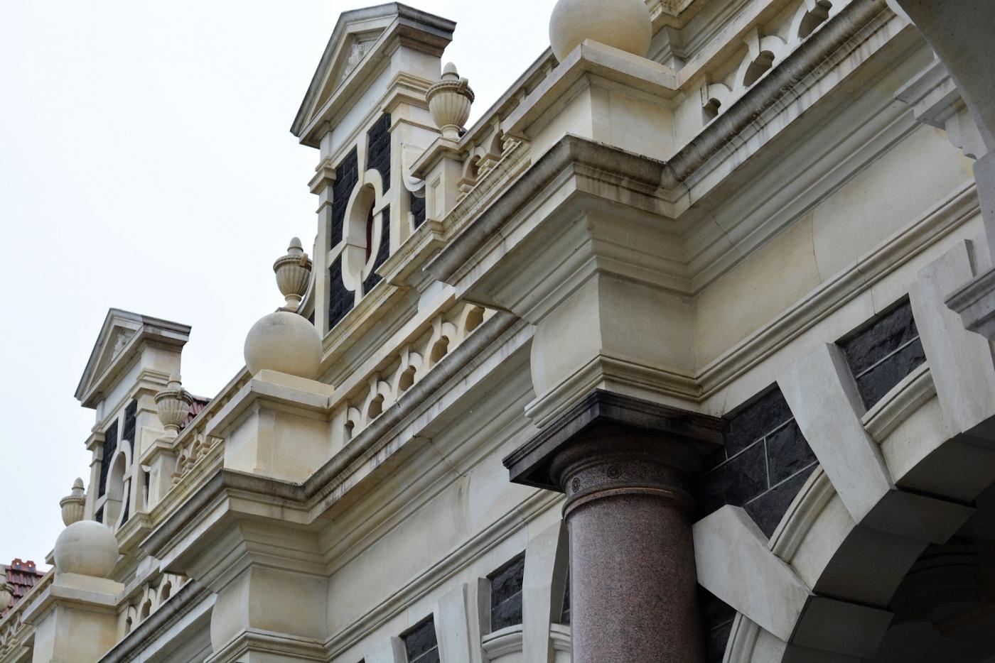 环新西兰游轮第二站——Dunedin但尼丁_图1-5