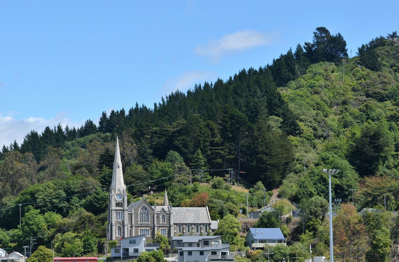 环新西兰游轮第二站——Dunedin但尼丁_图1-9