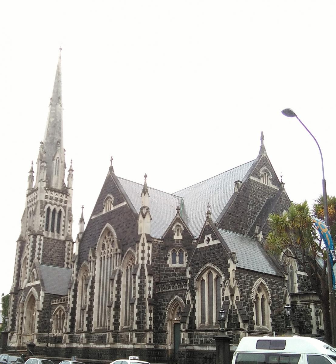 环新西兰游轮第二站——Dunedin但尼丁_图1-10