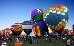新泽西州热气球节