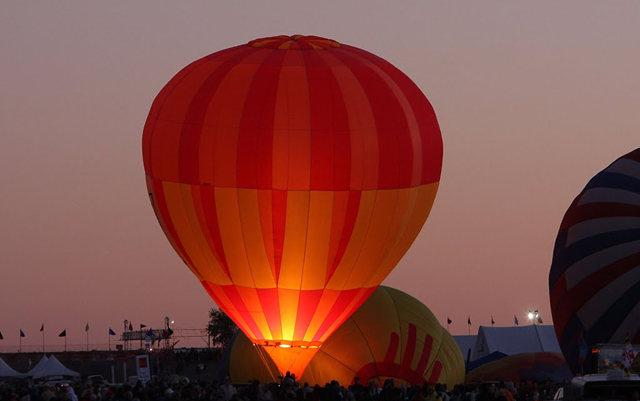 新泽西州热气球节_图1-4