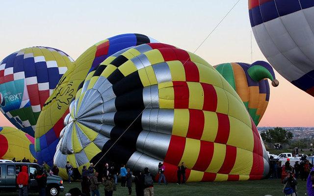 新泽西州热气球节_图1-5