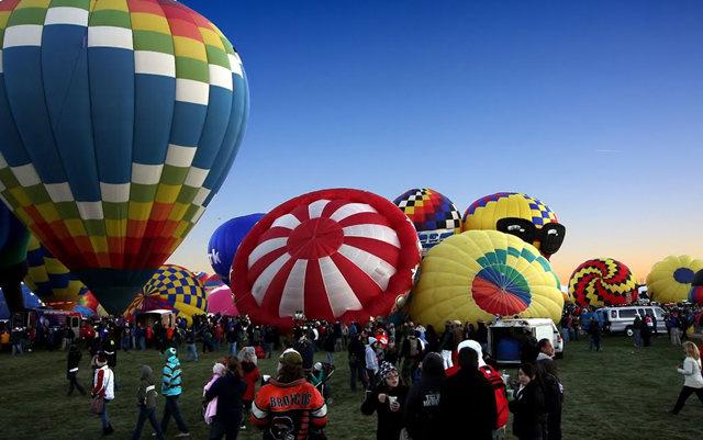 新泽西州热气球节_图1-6