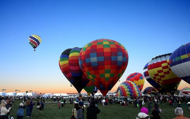 新泽西州热气球节_图1-7