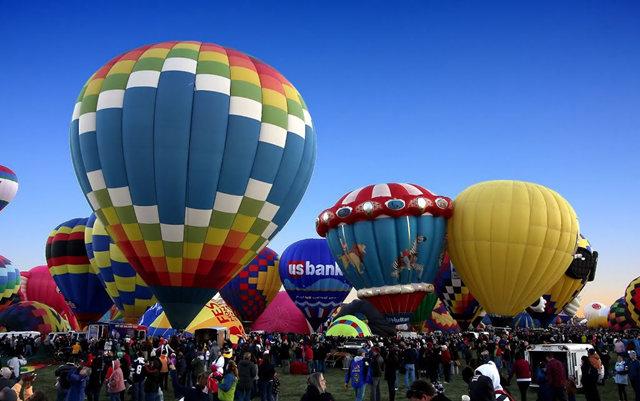 新泽西州热气球节_图1-9
