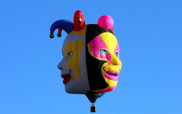 新泽西州热气球节_图1-19