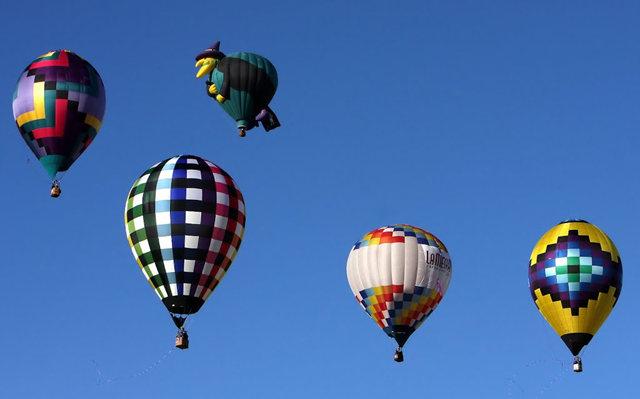 新泽西州热气球节_图1-28
