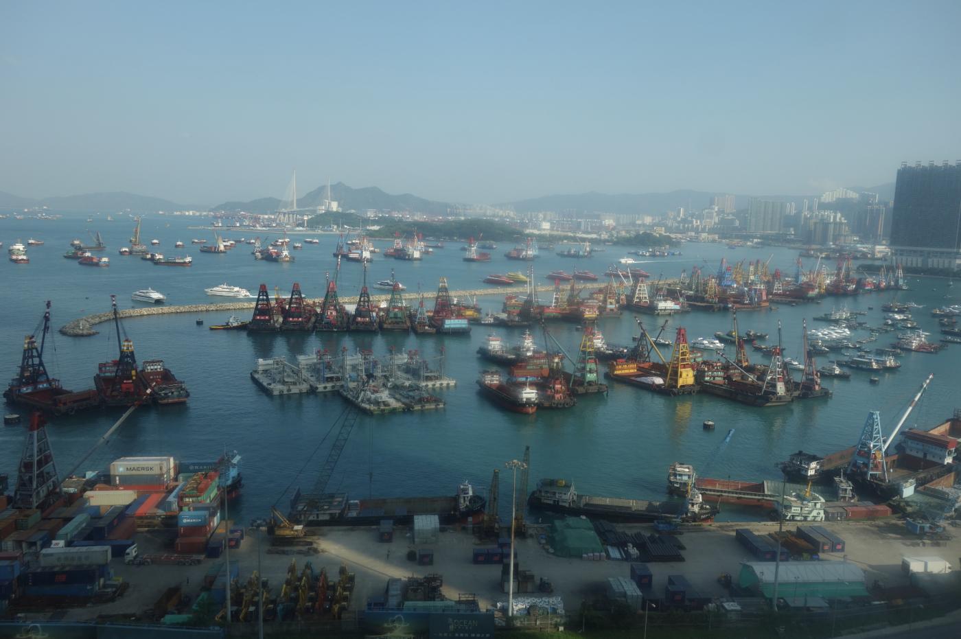 """""""望北楼"""":内地富豪在香港的""""避风塘""""_图1-15"""
