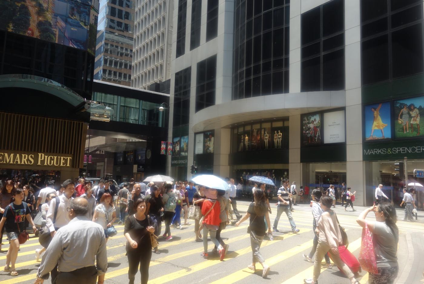 """""""望北楼"""":内地富豪在香港的""""避风塘""""_图1-8"""