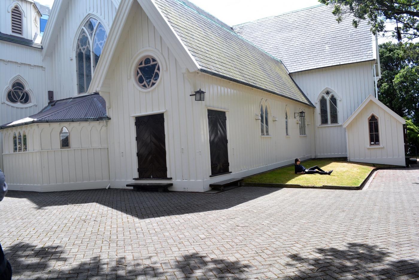 新西兰惠灵顿 Old St. Paul's 老圣保罗教堂_图1-2