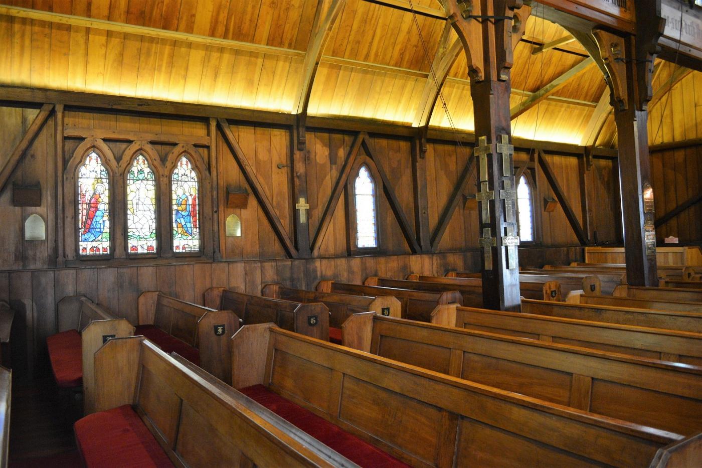 新西兰惠灵顿 Old St. Paul's 老圣保罗教堂_图1-7