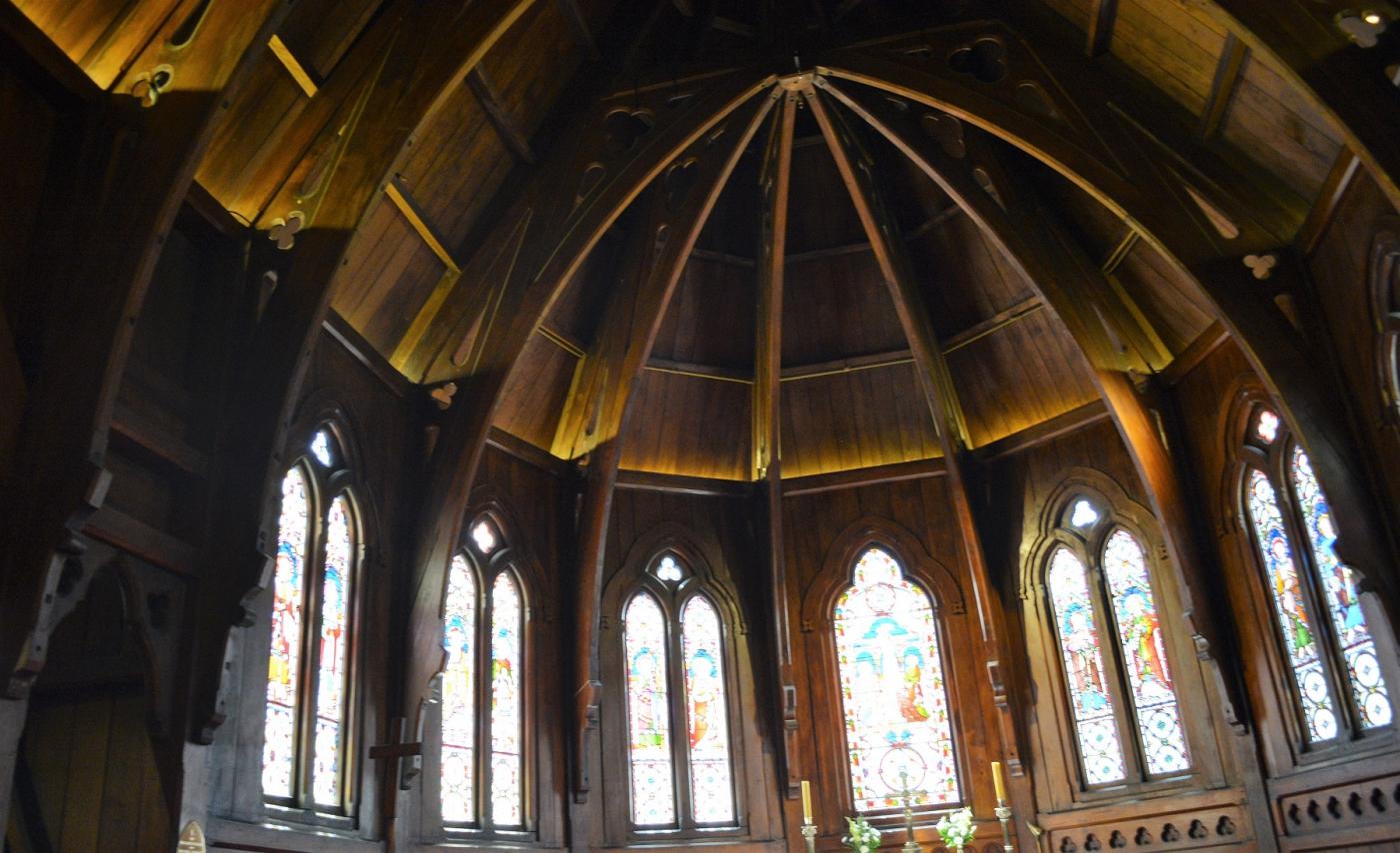 新西兰惠灵顿 Old St. Paul's 老圣保罗教堂_图1-5