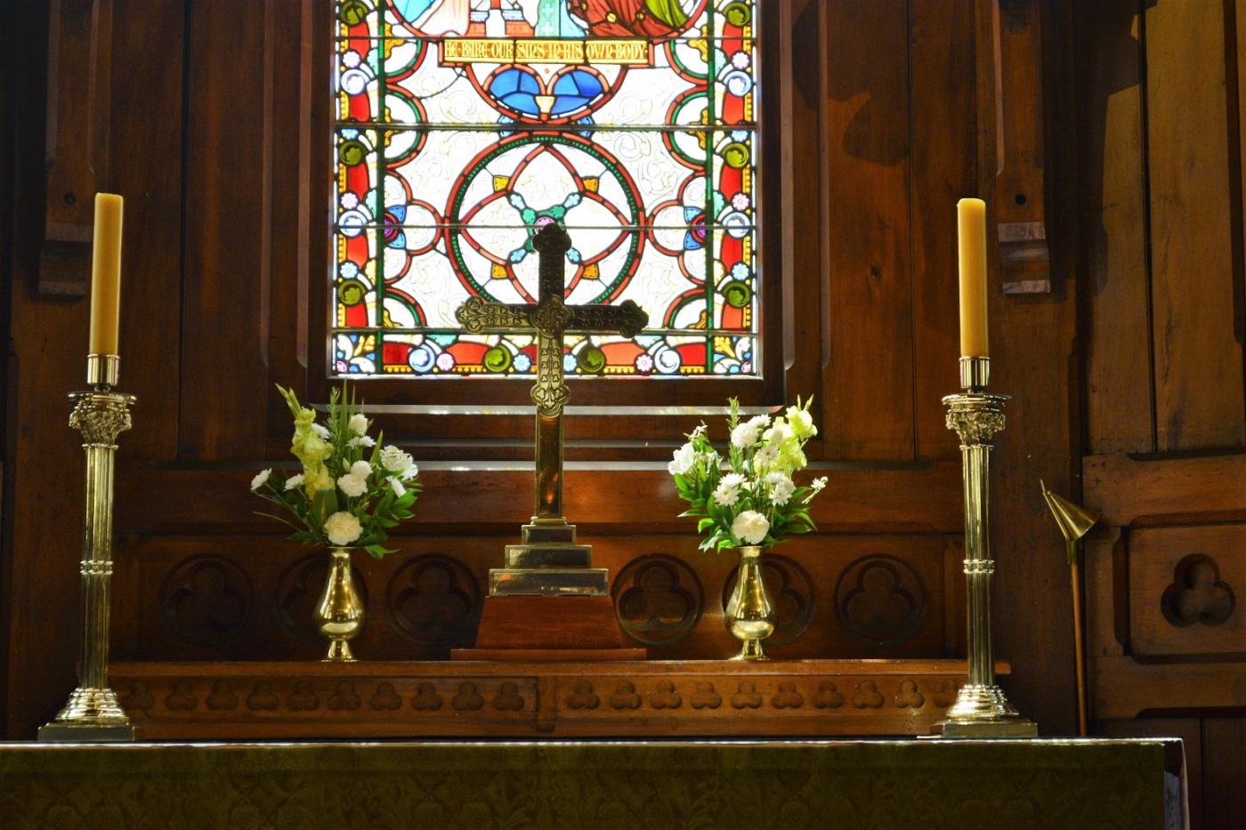 新西兰惠灵顿 Old St. Paul's 老圣保罗教堂_图1-4